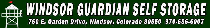 Windsor Guardian Self Storage